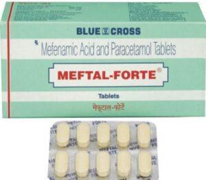 Meftal forte tablet