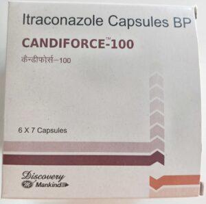 Itraconazole 100mg