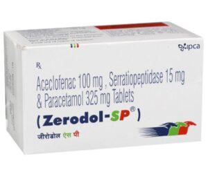 Zerodol SP Tablet