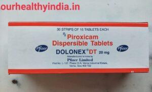 Dolonex DT Tablet